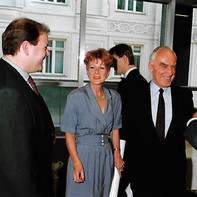 LEO SCHIMANSZKY - Sculpturen und Malerei - 1993