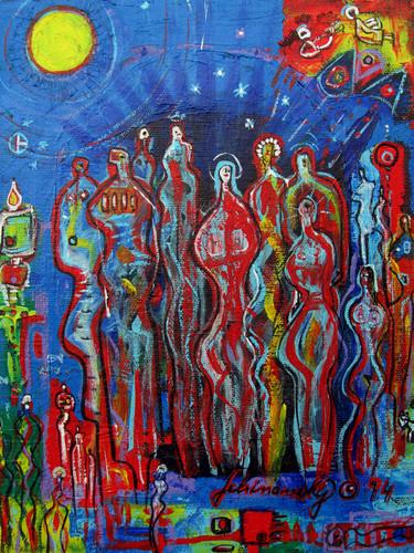"""PEACE LOVING"" - 1994"