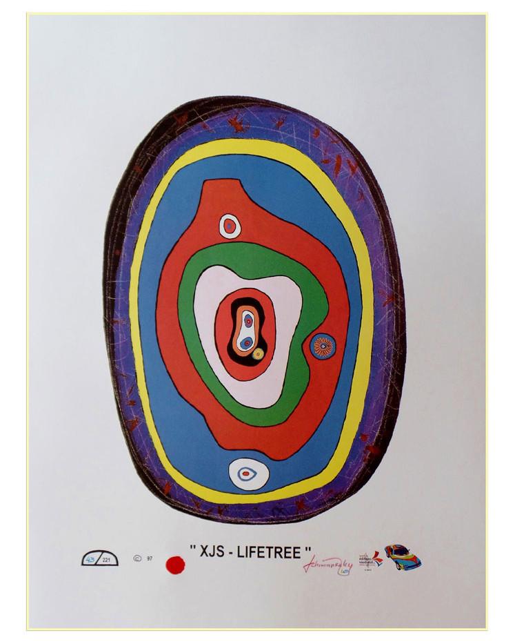 """XJS-LIFETREE"" - 2015"