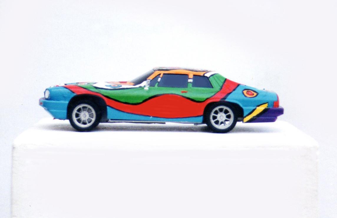 Model - XJS Lifetree, 1996