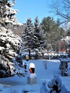 SCULPTURE -Garden in Winter- 2014