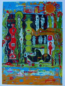 """""""Exhibition"""" - 2000"""