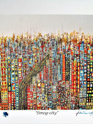 """""""SMOG CITY""""- 2018"""