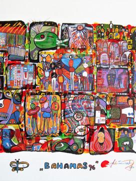 """""""BAHAMAS"""" - 1996"""