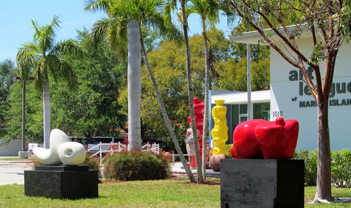 Sculpture Garden - Marco Island ART Center,