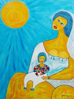 """""""SINGLE PARENT"""", 2006"""