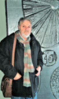 Artist with Metal Door - Canada.JPG
