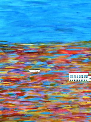 """""""FLOOD"""" - 2019 - Original"""