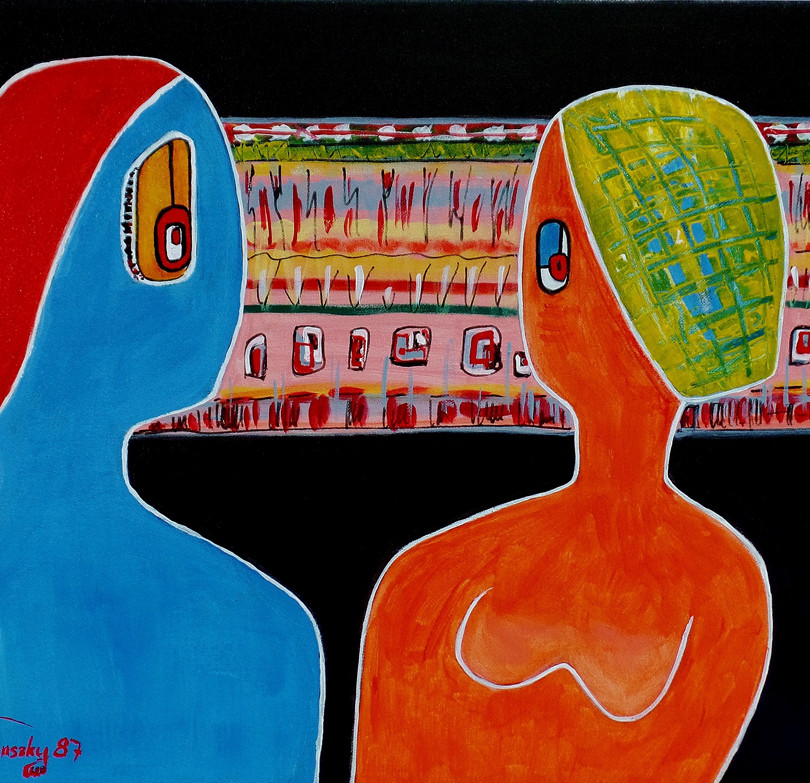 """TELEPATHY""- 1987"