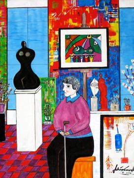 """MOTHER LAST VISIT"" - 2000"
