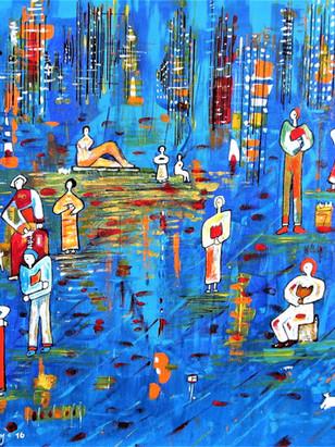 """NIGHT-LIFE  in CITY"" - 2016"