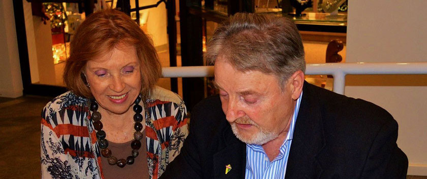 LaVonne Johnson & Leo Schimanszky  - 2013