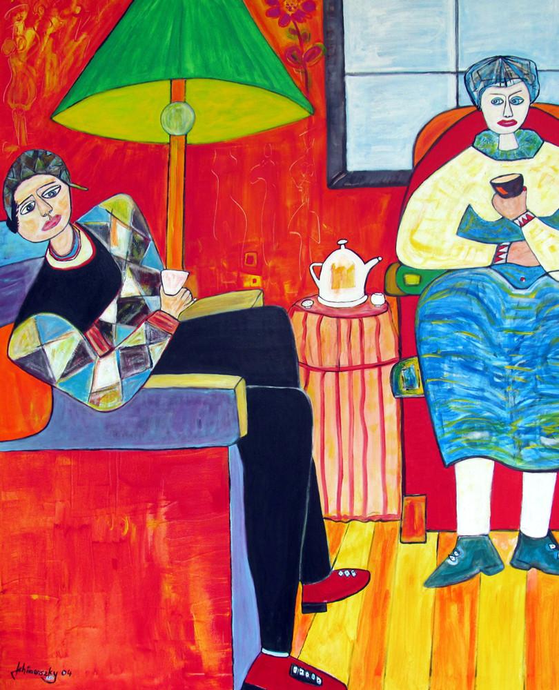 """""""TEA-TIME"""" - 2004"""
