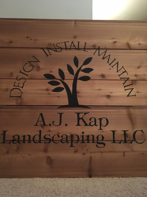 A. J. Kap Landscaping I Landscape Design Build I Akron, Ohio