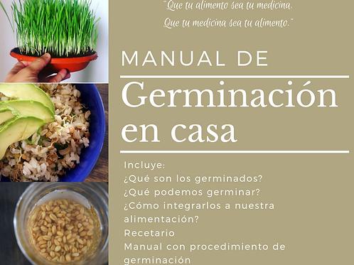 Manual de Germinación