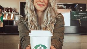 My Favorite Starbucks Drinks
