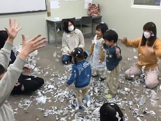 統合遊びと英語で遊ぼう!