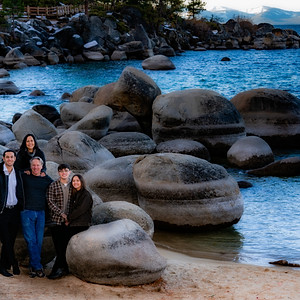 The Dunkley's Tahoe
