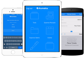 Which QuickBooks businesses are a good fit for Acumatica?