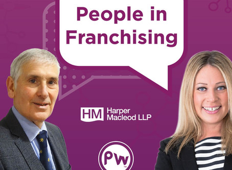 People in Franchising - A new series of podcasts bringing together the franchising community