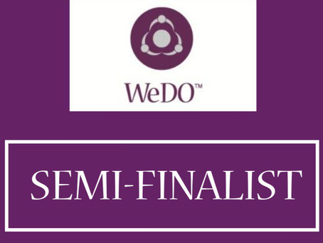 Suzie is a finalist in the WeDO Scotland Business Awards 2019!