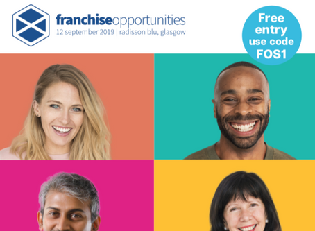 We're Sponsors of the Upcoming Franchise Opportunities Event!
