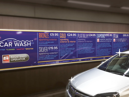 Featured client of the month: The Car Wash Company