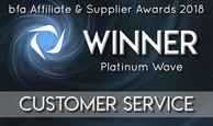 Affiliate & Supplier - Customer Service