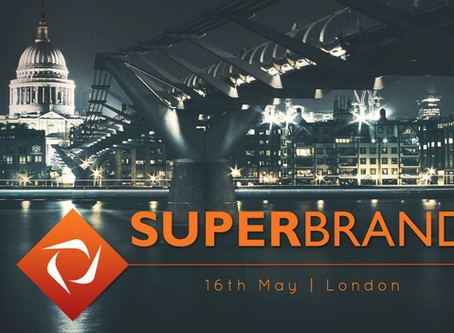We're sponsoring the bfa Superbrand Event 2019