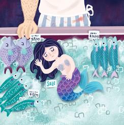 Mermaid For Sale