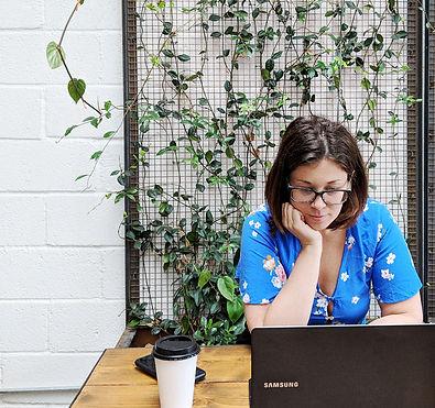 Bernadette Baksa Website Strategy and Desing in East London