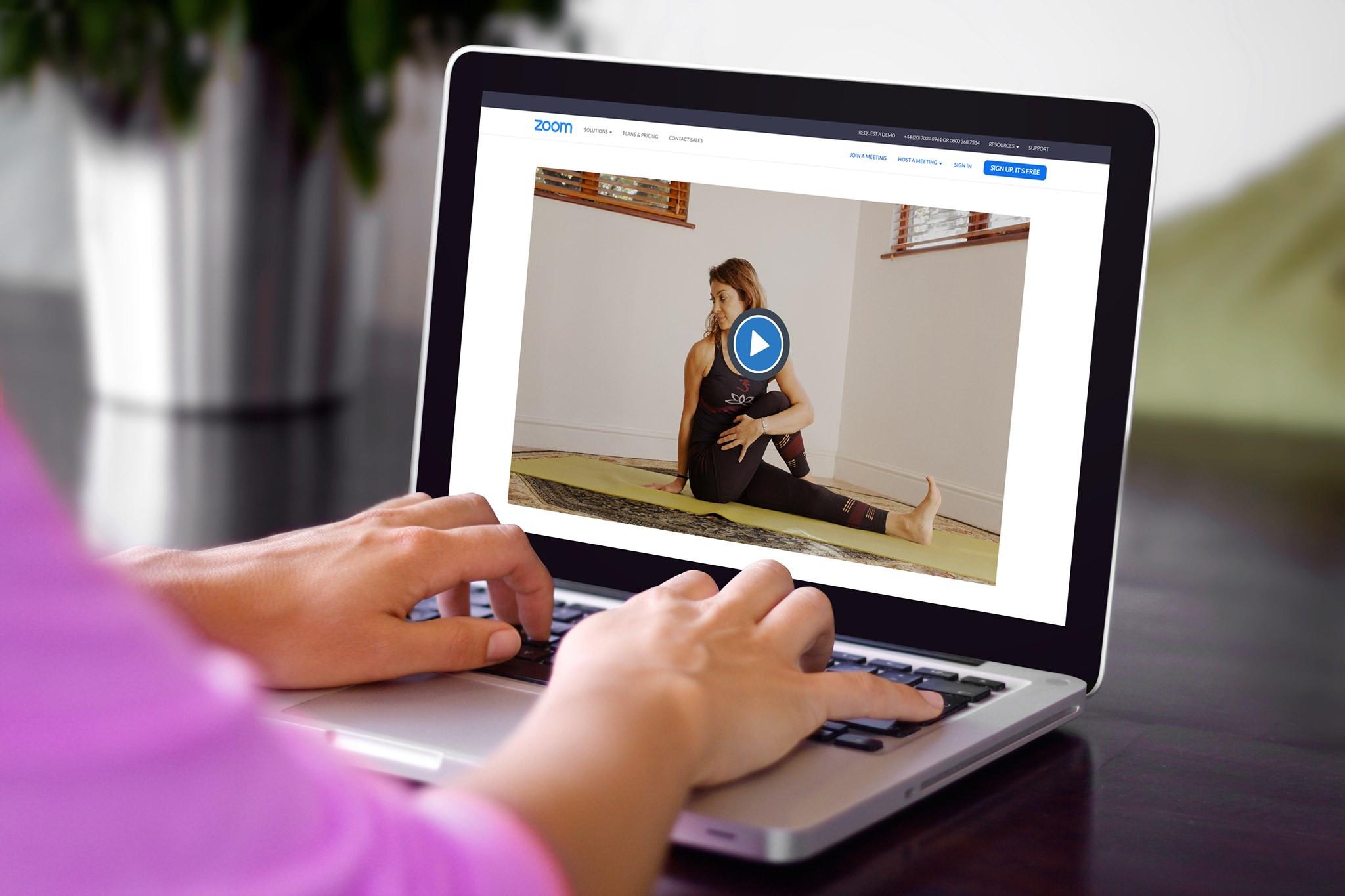 Nature's Rhythm Yoga - via Zoom