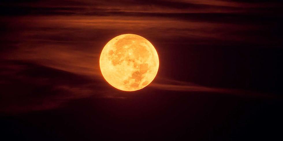 Super Full Moon in Sagittarius