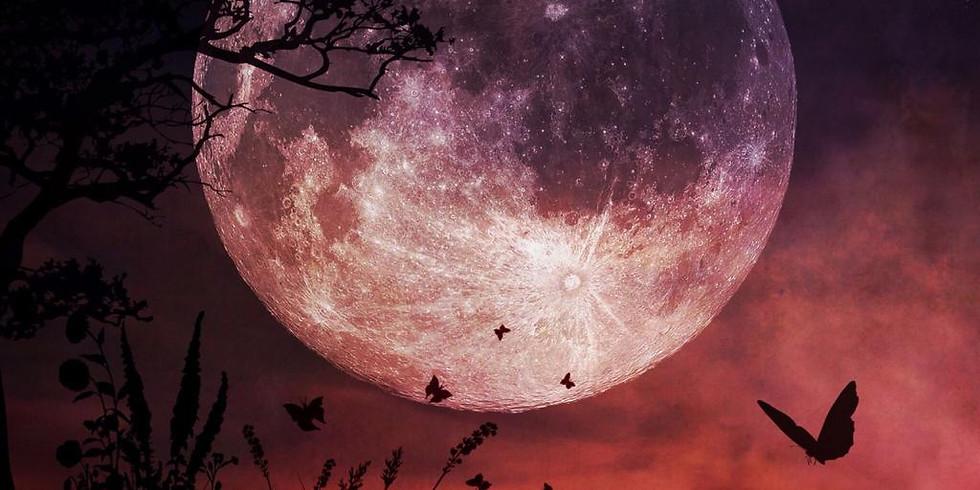 Super Full Moon in Scorpio Moon Energy Alignment