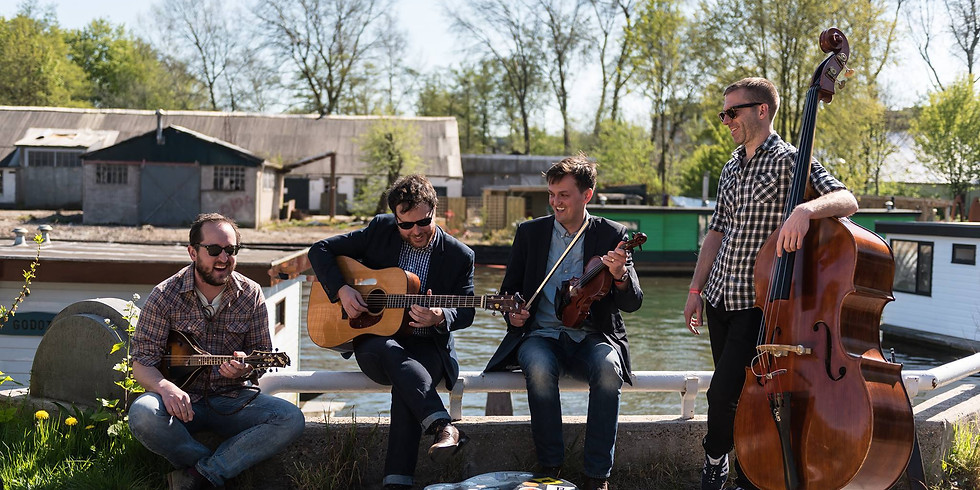 The Ben Somers String Band