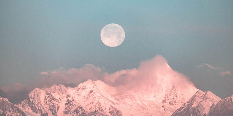 Full Moon Energy Alignment