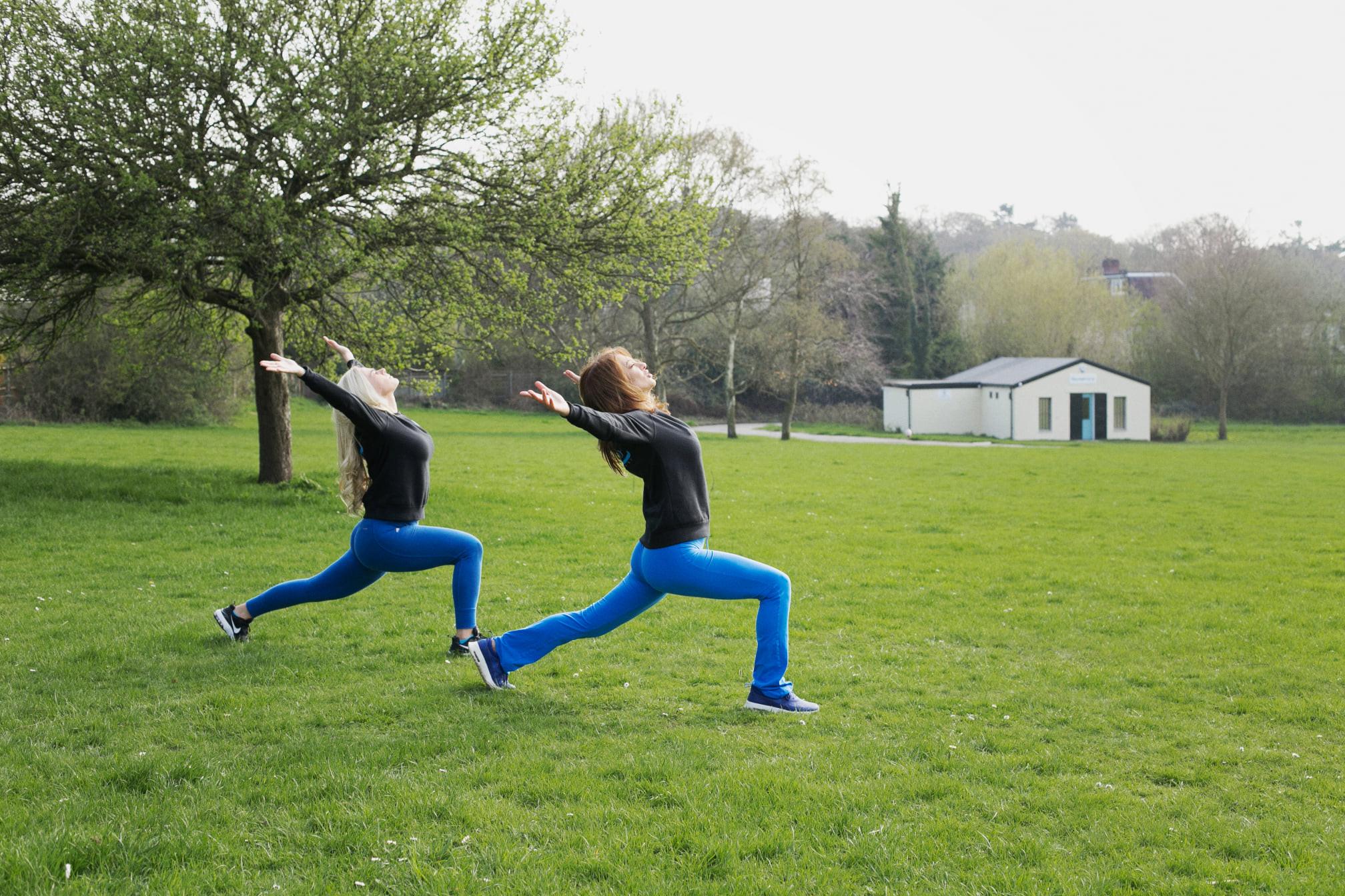 Nature's Rhythm in the Park (Ridgeway)