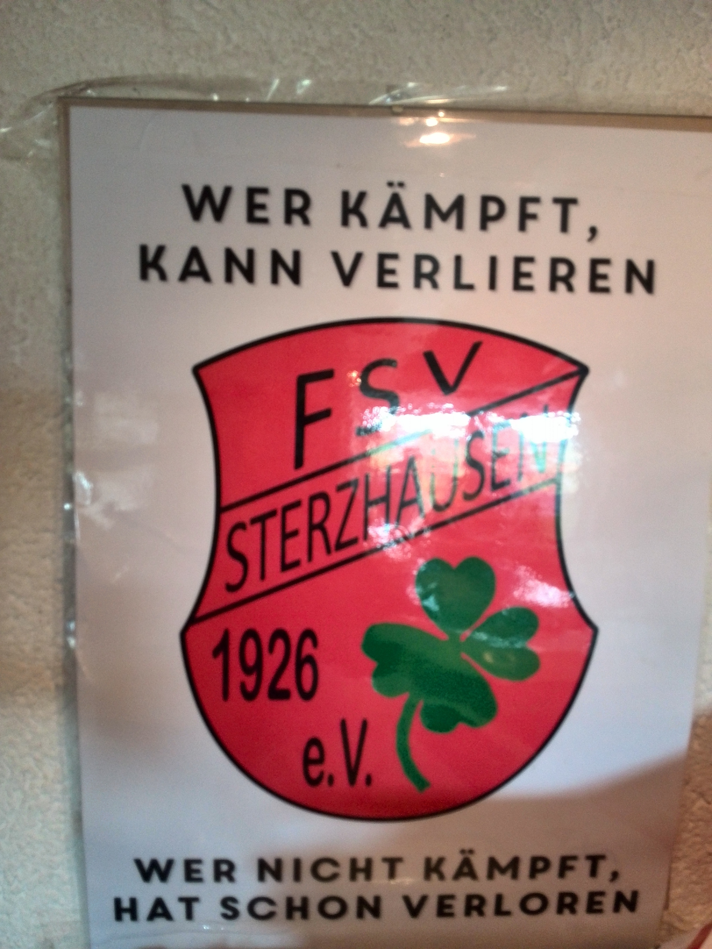 FSV Sterzhausen