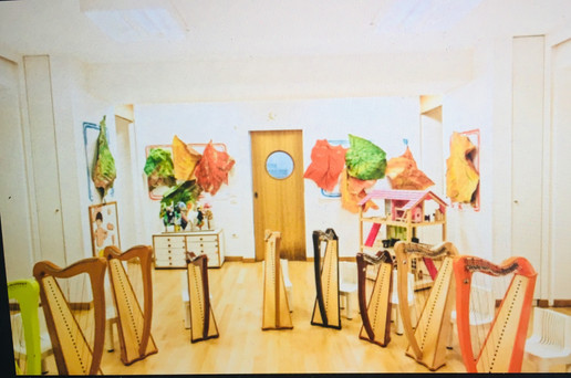 Petite Maternelle - Esperienze musicali