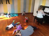 Petite Maternelle - Laboratorio di musica