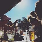 Beer Garden, Pub, Hotel
