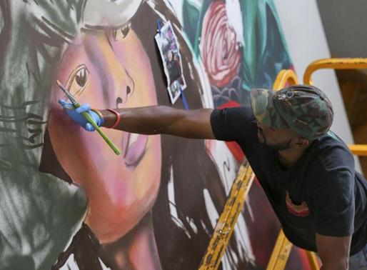 Tuscaloosa News: A Memorable Mural