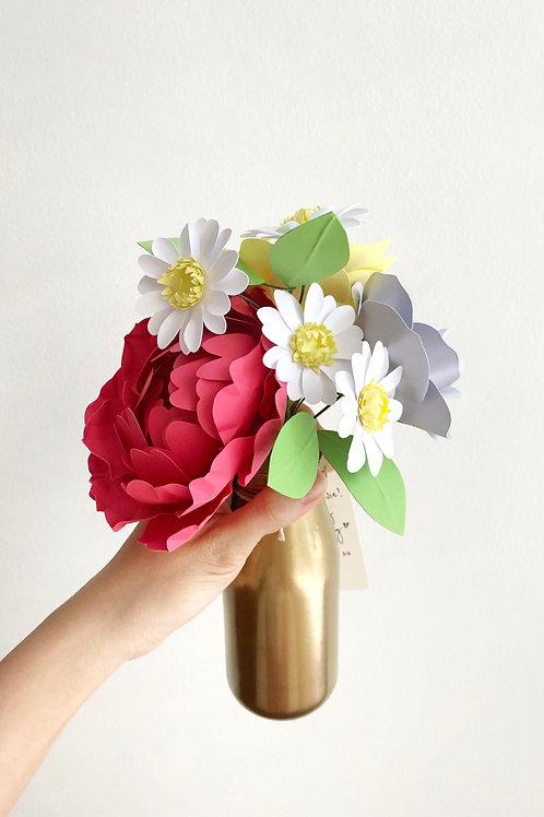 Flower in a bunch
