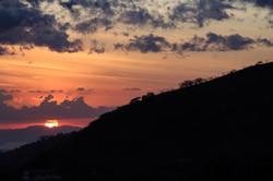 Puesta de sol Atenas