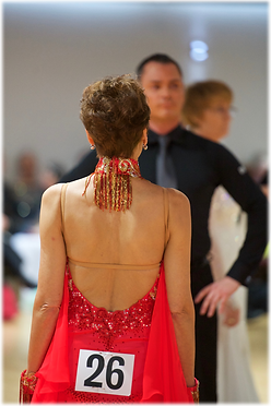 Ballroom and latin competitive dancing in Basingstoke with Freedom 2 Dance