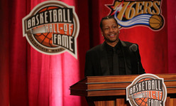 Allen Iverson Officially Inducted Into The Hall of Fame! (Full HOF Speech)