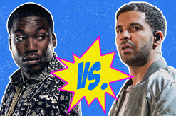 Dream Chasers Block Drake From Leaving Venue After Dissing Meek Mill In His Hometown (Meek wasn'