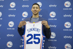 Philadelphia 76ers No.1 Overall Pick Ben Simmons Out Indefinitely w/ Fracture In Foot (Sixers Fans C