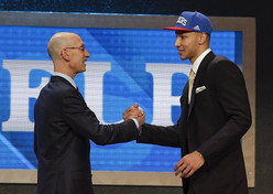 Sixers Make It Official Draft Ben Simmons #1 Overall (Trust The Process)