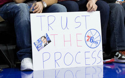 """The Sixers season ends and hopefully this will be the last season we will have to sit thru """"The"""